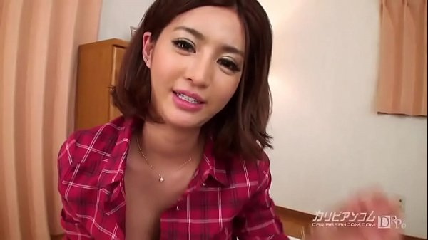 Asou Nozomi – Plays with herself, spreads legs and shows off tits