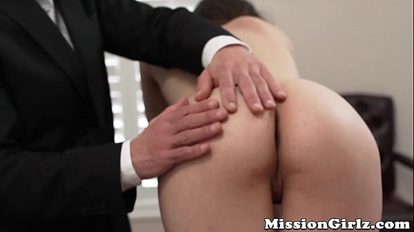 Young Mormon babe plays with her pussy in front of the elder Thumb