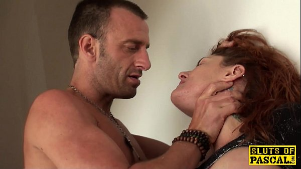 Redhead bdsm brit dominated with anal fucking  thumbnail