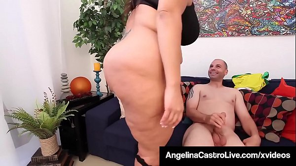 Spanish Sucking Lessons With Angelina Castro & ...