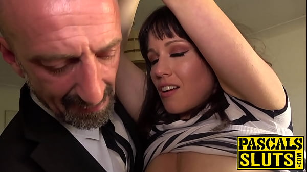 Bound babe Lucy Love milked before domination fucking Thumb