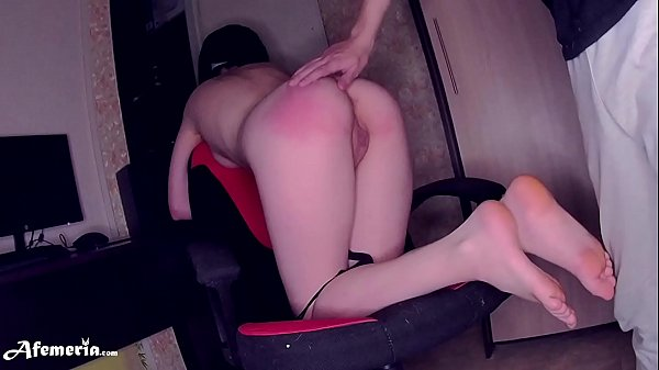 Dirty Bitch Spanked Hard For Cheating