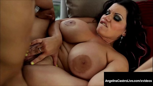 Phat Ass Cuban BBW Angelina Castro Pounded By Cum Shooter!