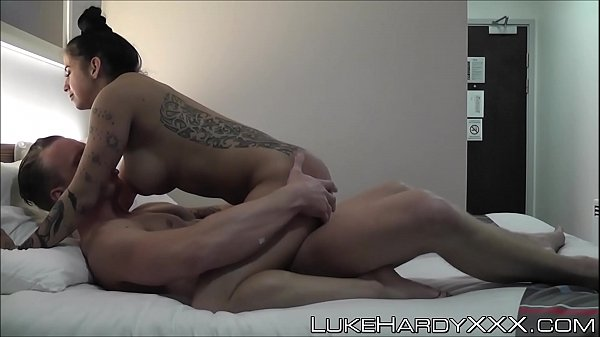 Inked UK MILF with big tits drilled hard and cum blasted Thumb