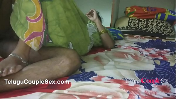 Desi Andhra Telugu wife home made sex mms with husband leaked