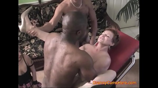 Is Your Granny a Whoring Cum Slut Like Ours?