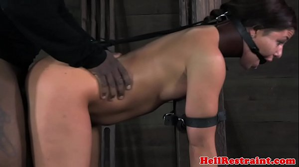 Bounded skank with anal hook smacked