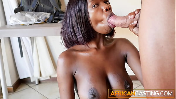 Big Tit Ebony Ass Fucked On Casting Couch Thumb