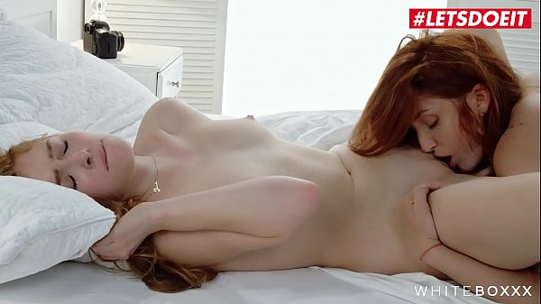 WHITE BOXXX - #Jia Lissa #Red Fox - From Instagram Photoshooting Right To Lesbian Sex With Two Sexy Russian Babes