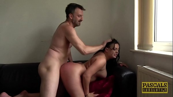 Cum eating subslut Catalia Valentine dicked roughly