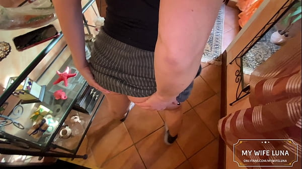 I broke the maid's ass after she sucked my cock like a real slut Thumb