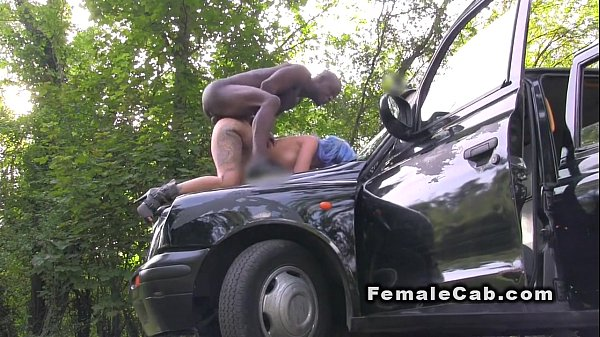 Female Cab Driver Interracial Anal Bangs On The Bonnet Free Porn Images And Sex Pics