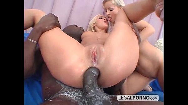 Chocolate dong creaming hot blonds MJ-2-01