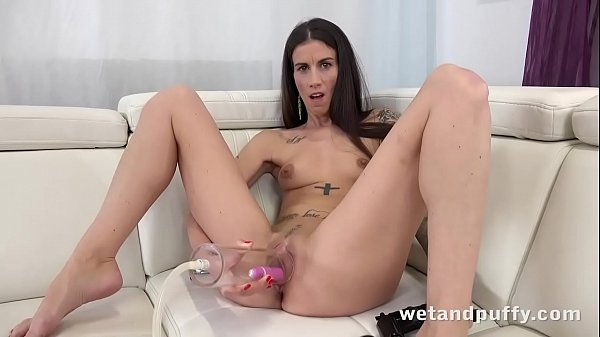 Wetandpuffy - Tattooed Toy Play - Taco Pussy