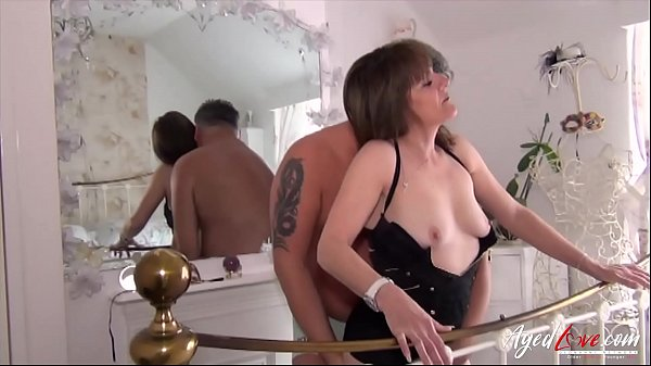 AgedLovE British Mature Got Licked and Fucked