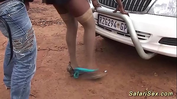 hot african babe needs a big cock