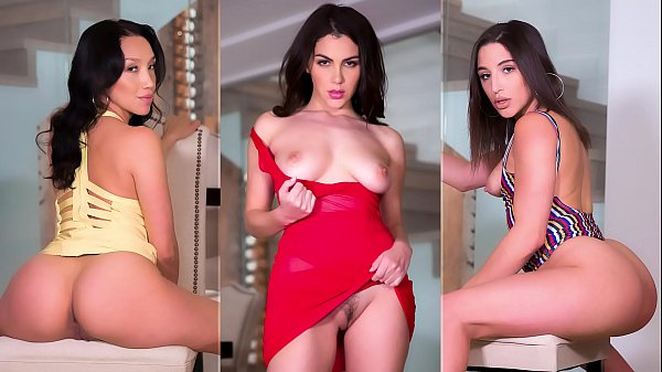 CINEDOE - Sexcapades with Abella Danger, Valent...