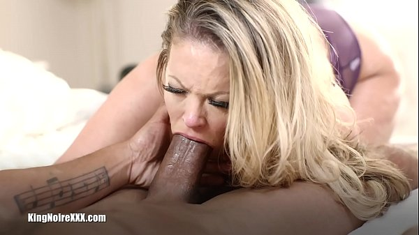 BBC BJ AND RIMMING- A TASTEFUL AFTERNOON Carmen...