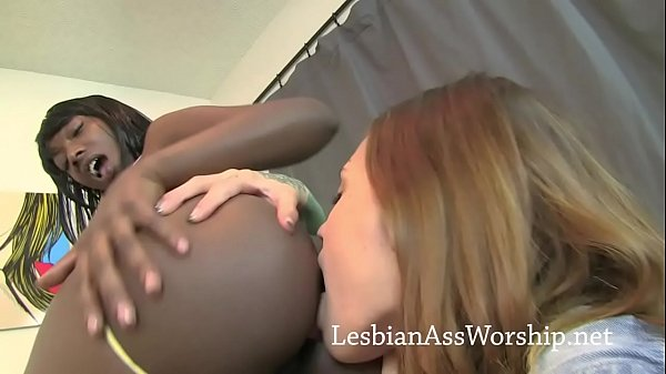 Silvia Rubi Eating Taylor Starr's Ass Like Groc...