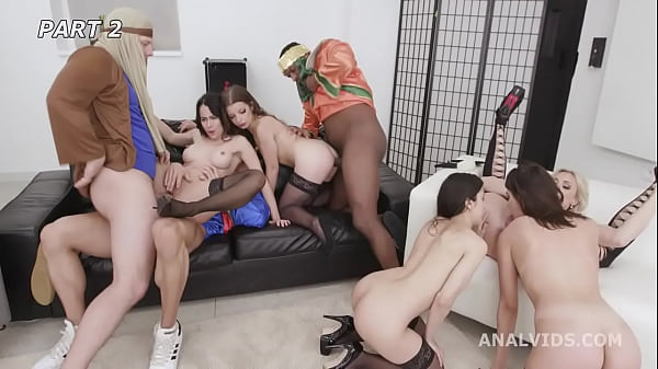 The Befana comes and brings 3 Kings, Balls Deep Anal, DAP, Gapes, ATOGM, Buttrose Licking, Anal Fisting and Cumswapping GIO1703