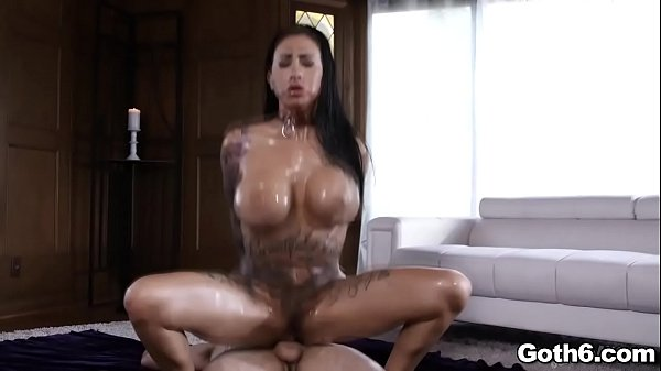Smokin hot Lily Lanes pouty lips and sweet slit are just screaming for a creaming and Tommy Pistol will gives her that cock that shes been craving