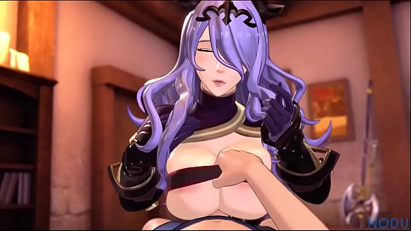 「Ara Ara Intensifies」by NoduSFM [Fire Emblem Blender Porn]