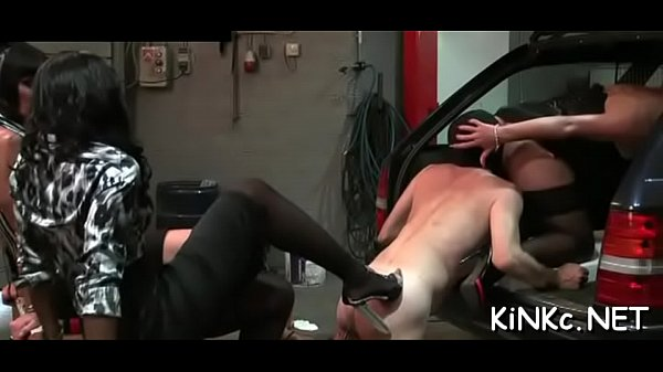 Pussies like it coarse and wild