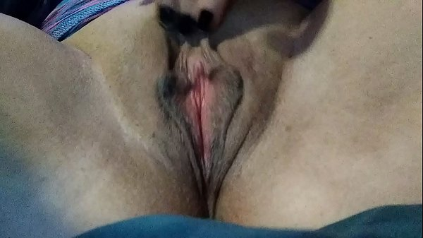 Playing with my pink pussy