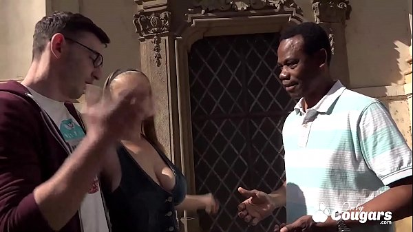 Suzie Gets Ass Fucked While Her Husband Watches - Cuckold