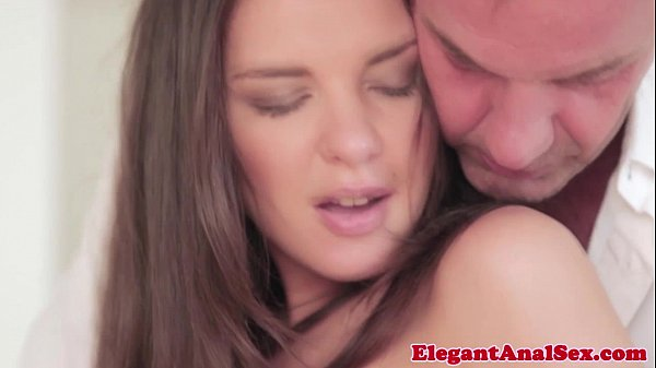Classy closeup analsex with glam eurobabe