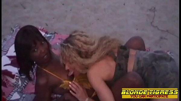 2 hot lesbian milfs on beach by night - amateurs compilation
