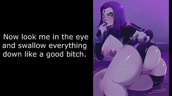FayGrey, Raven trains you to be a cumslut Part. 2 (Femdom cei joi assplay with Futa trainer)