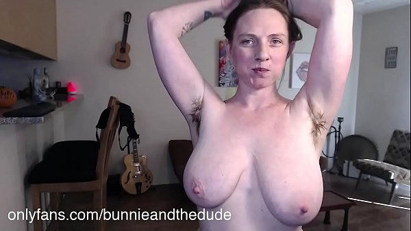 Hot Blonde Milf Deepthroats Banana Topped with Breastmilk for Breakfast - BunnieAndTheDude
