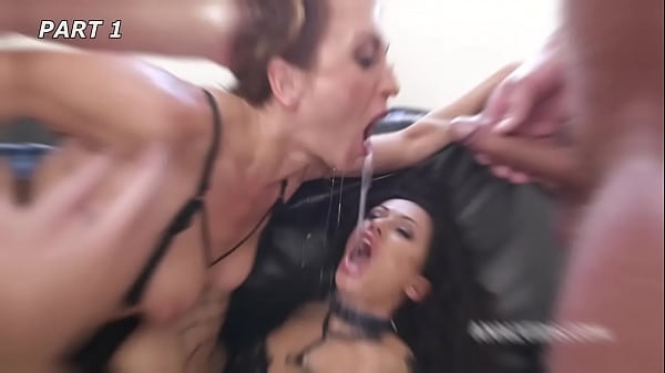 Stacy Bloom & Julia North DAP and Fist wet #1, Anal Fisting, DAP, Big Gapes, Pee Drink, Prolapse, Creampie Swallow GIO1888