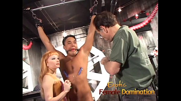 Two lusty playgirls have some kinky fun with a ...