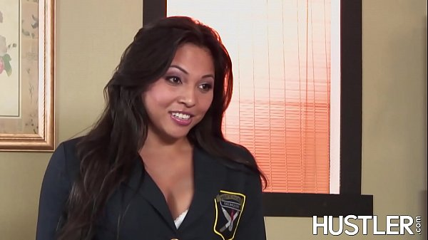 Latina schoolgirl Adrianna Luna banged at principals office