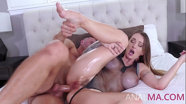 My MILF Wife's Oiled And Ready For Anal- Natasha Starr