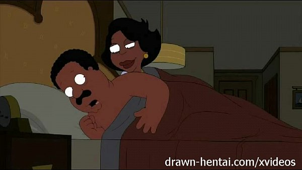 Cleveland Show hentai - Night of fun 4 Donna