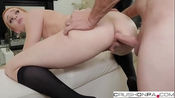 Short Hair Stepdaughter Sidra Sage Gets Daddy's Help To Make A Porn Video