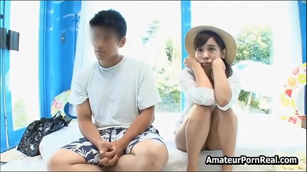 Sexy Bikini Japanese Teen Girl Sex Spied Throug...