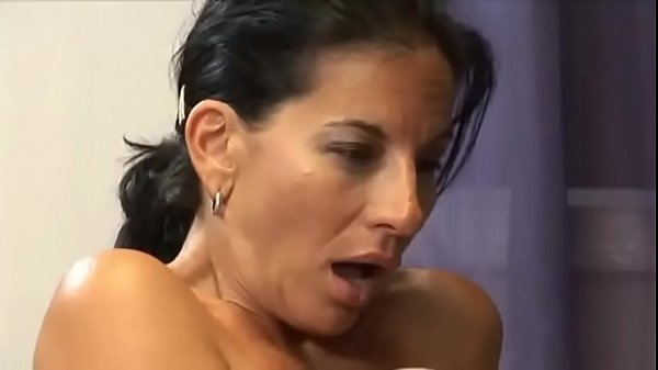 Melissa Monet and young guy
