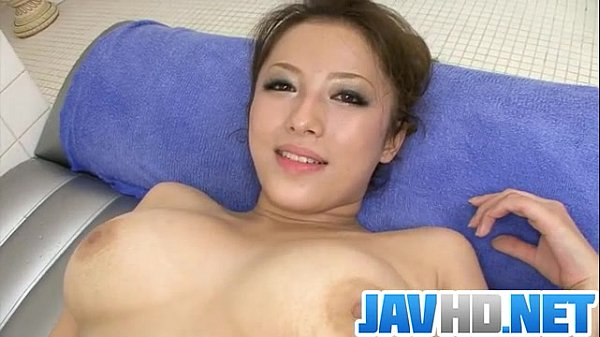 Curvy beauty amazes with her tit job and strong blowjob