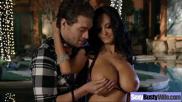 Hard Sex On Cam With Busty Horny Housewife (ava addams) video-08