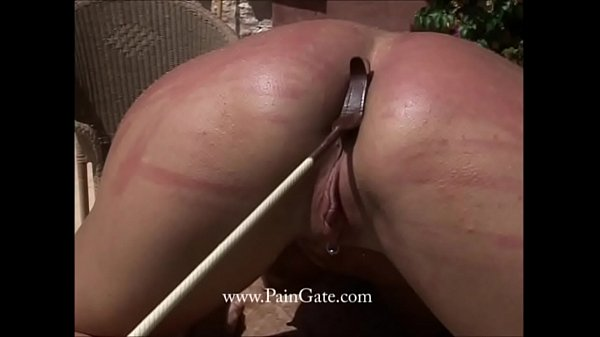 Ass and anal whipping for defiant bitch - put in her place by lash and crop