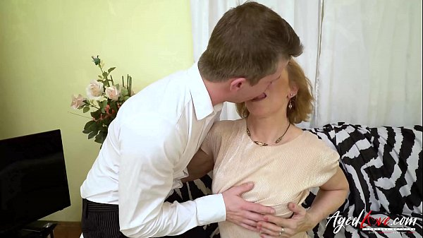 Old Mom Sex Video: AgedLovE Mature Dana Hardcore Sex Adventure