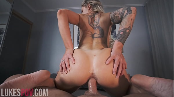 ISABELLE DELTORE GETS ANAL CREAMPIED