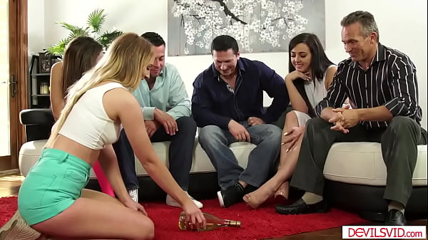 3 housewife swingers sharing husbands