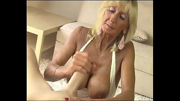 Hot Granny Sucking Dick