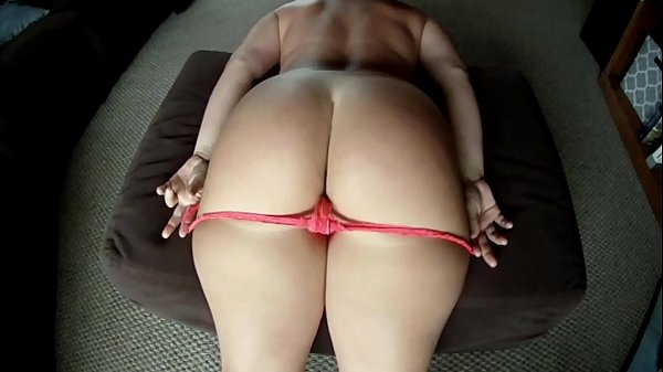 Big Booty PAWG Takes Off Her Panties for Dick