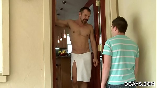 Jordan Long Gets Fucked by his buddy's Dad
